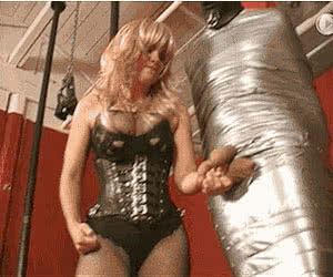 Female Domination animated GIF