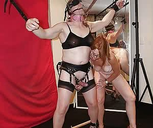 Category: crossdresser and sissy bondage