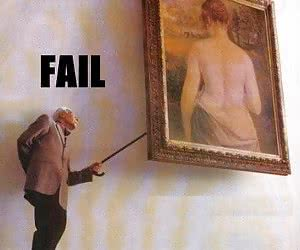 The Epic Fail